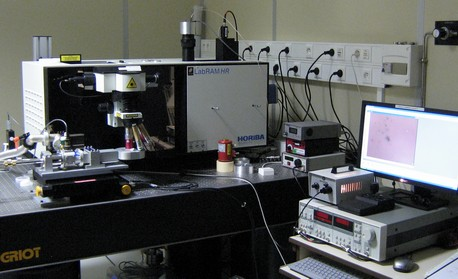 Picture of µRaman / µPL