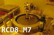 Picture of RCD8 dedicated process Module 7